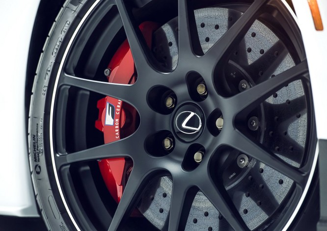 Lexus tái định nghĩa dòng RC F 2020 bằng phiên bản Track Edition ảnh 11