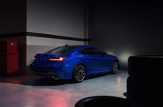 Lexus tái định nghĩa dòng RC F 2020 bằng phiên bản Track Edition ảnh 2