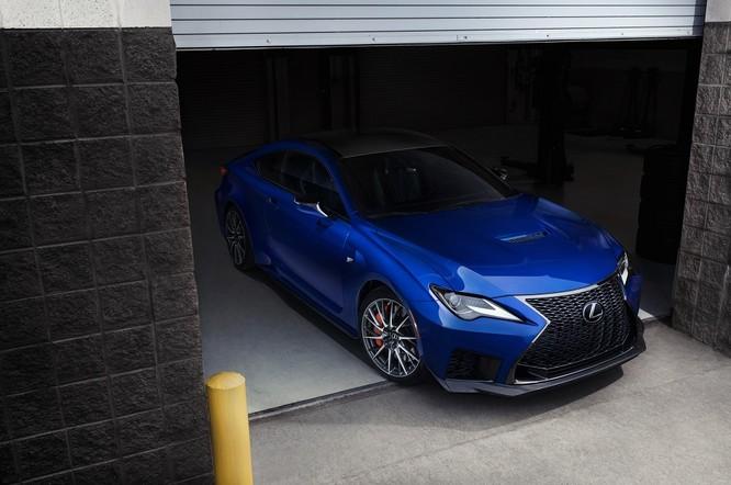 Lexus tái định nghĩa dòng RC F 2020 bằng phiên bản Track Edition ảnh 1