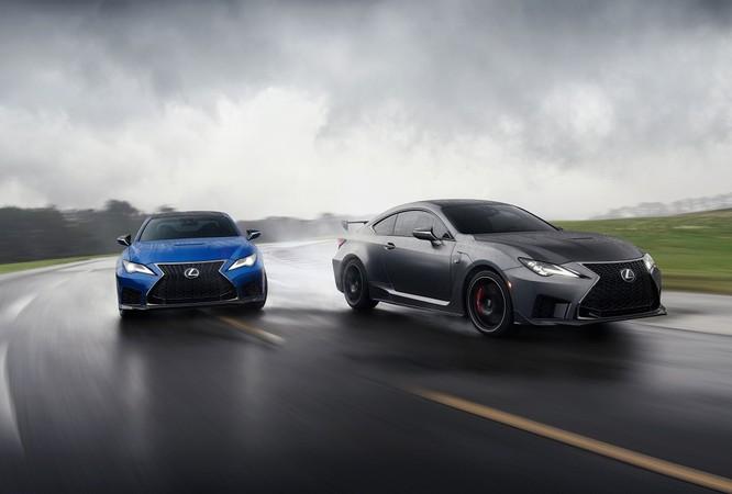 Lexus tái định nghĩa dòng RC F 2020 bằng phiên bản Track Edition ảnh 3