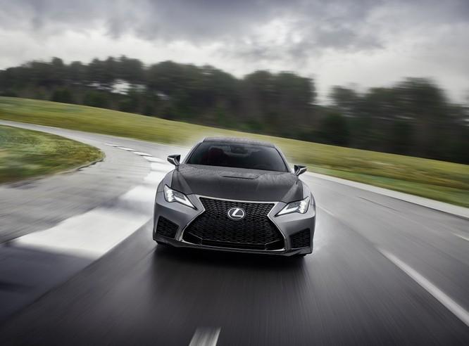 Lexus tái định nghĩa dòng RC F 2020 bằng phiên bản Track Edition ảnh 18