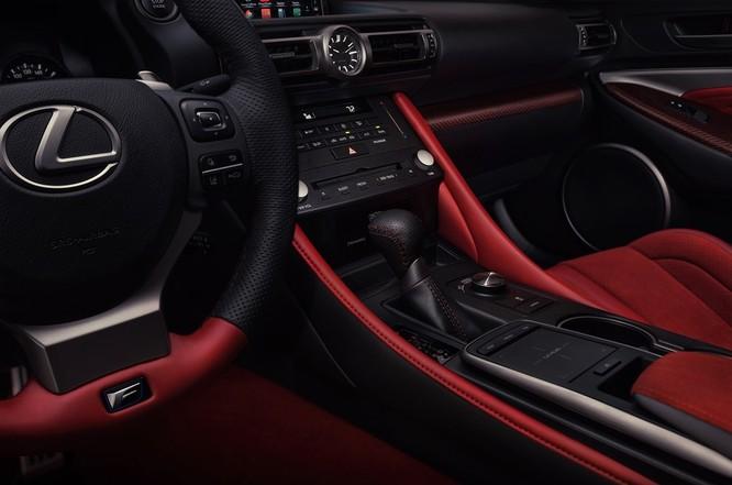 Lexus tái định nghĩa dòng RC F 2020 bằng phiên bản Track Edition ảnh 17