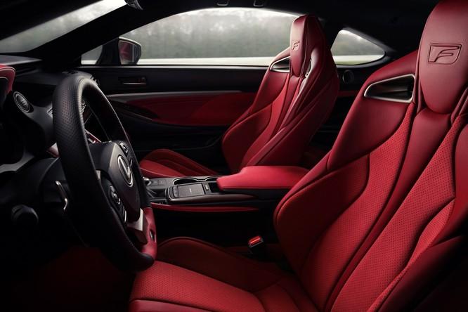 Lexus tái định nghĩa dòng RC F 2020 bằng phiên bản Track Edition ảnh 15