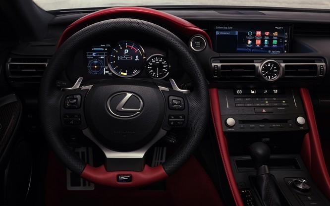 Lexus tái định nghĩa dòng RC F 2020 bằng phiên bản Track Edition ảnh 16