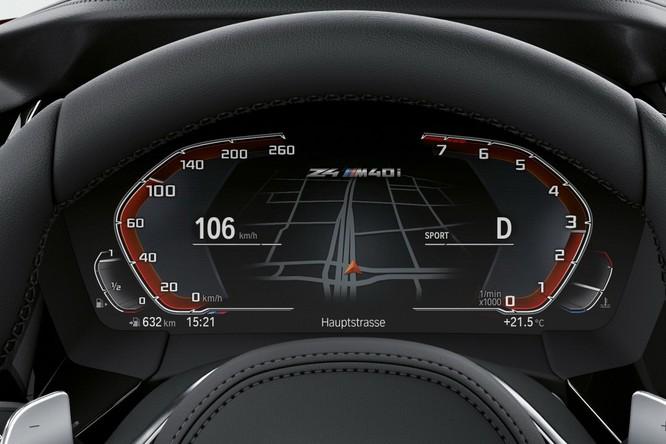 Chung nền tảng, Toyota Supra giống và khác gì so với BMW Z4? ảnh 15