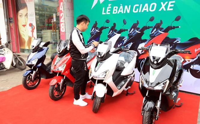 Pega muốn cùng VinFast đấu đầu với hai ông lớn xe máy Nhật Bản ảnh 1