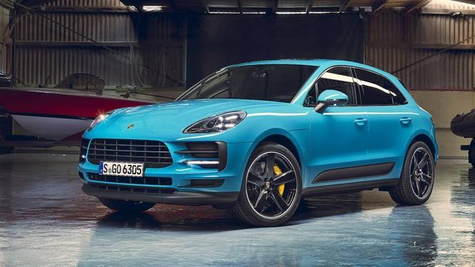 Top 10 mẫu xe có giá trị bán lại tốt nhất năm 2019 ảnh 1