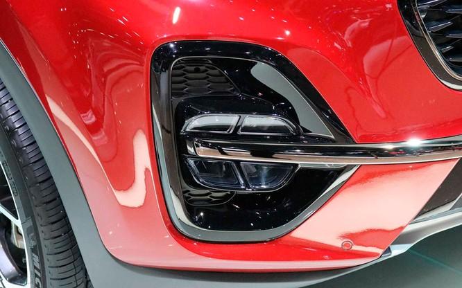 Kia Sportage 2020 chính thức trình làng với diện mạo mới, thêm tính năng tiêu chuẩn ảnh 3