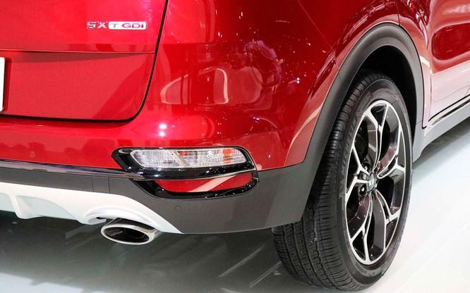 Kia Sportage 2020 chính thức trình làng với diện mạo mới, thêm tính năng tiêu chuẩn ảnh 5