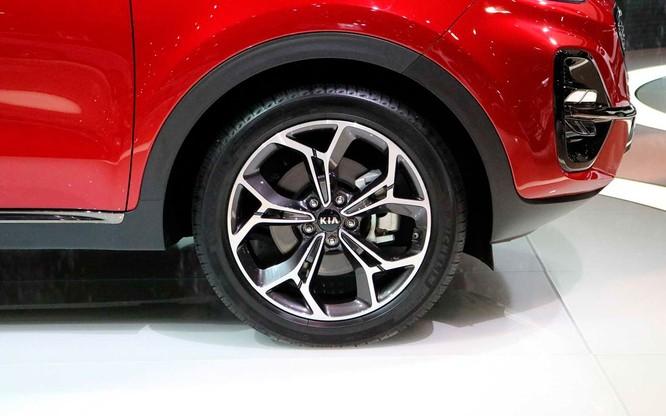 Kia Sportage 2020 chính thức trình làng với diện mạo mới, thêm tính năng tiêu chuẩn ảnh 7