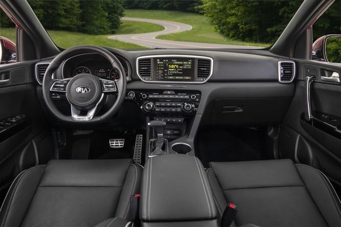 Kia Sportage 2020 chính thức trình làng với diện mạo mới, thêm tính năng tiêu chuẩn ảnh 8
