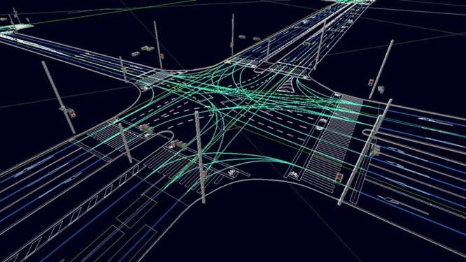 """Zenrin muốn tạo """"platform"""" thay thế Google Maps trong mảng xe tự lái ảnh 2"""
