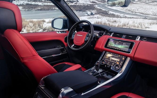 Range Rover Sport HST bổ sung động cơ mới, mạnh mẽ hơn nhưng không bán tại Việt Nam ảnh 3