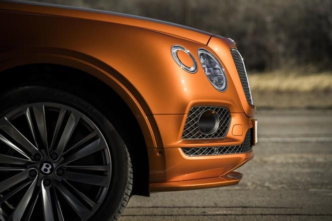 """Chưa thỏa mãn với danh hiệu, Bentley tiếp tục """"bơm"""" thêm sức mạnh cho Bentayga ảnh 7"""
