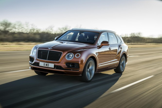 """Chưa thỏa mãn với danh hiệu, Bentley tiếp tục """"bơm"""" thêm sức mạnh cho Bentayga ảnh 15"""