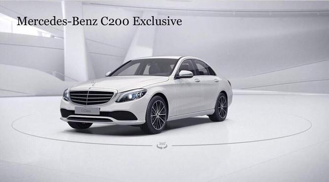 Chưa ra mắt, Mercedes-Benz C-Class 2019 đã có giá dự kiến từ 1,499 tỷ đồng ảnh 2