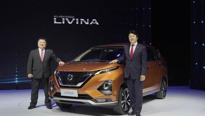 Nissan Livina 2019 trình làng giá từ 328 triệu đồng, chờ ngày về Việt Nam ảnh 1