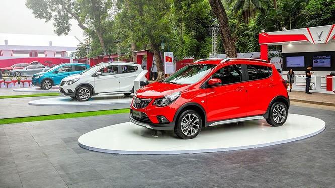 Từ quý II/2019, ô tô của VinFast sẽ chính thức được bán ra thị trường ảnh 3