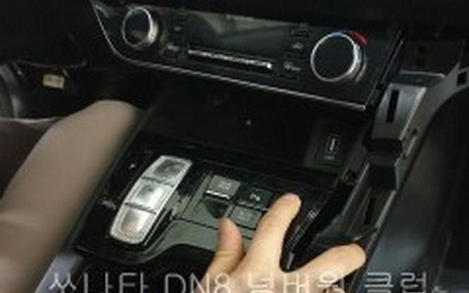 Hyundai Sonata 2020 thế hệ mới bất ngờ lộ thiết kế trước ngày ra mắt ảnh 5