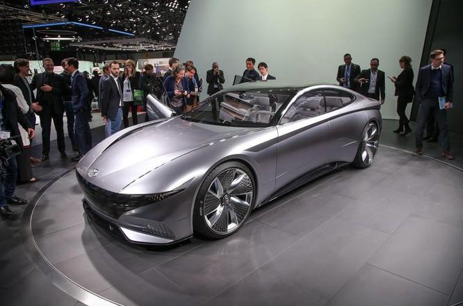 Hyundai Sonata 2020 thế hệ mới bất ngờ lộ thiết kế trước ngày ra mắt ảnh 2