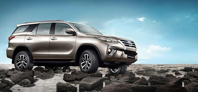 Khách hàng được lợi gì khi mua xe Toyota trong tháng sau Tết? ảnh 1
