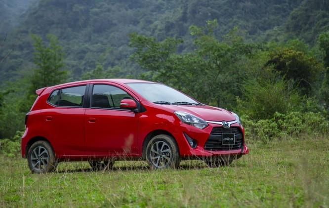 Khách hàng được lợi gì khi mua xe Toyota trong tháng sau Tết? ảnh 2