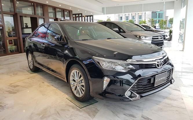 Khách hàng được lợi gì khi mua xe Toyota trong tháng sau Tết? ảnh 4