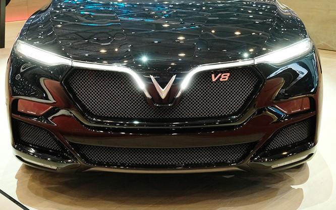 VinFast lại gây bất ngờ khi góp mặt tại triển lãm ô tô Geneva 2019 ảnh 1