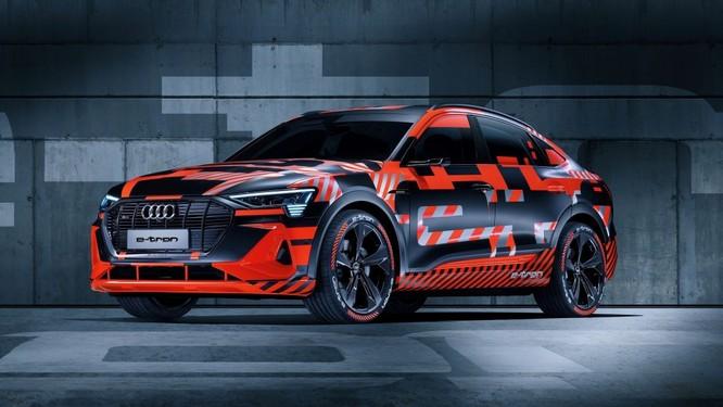 Năm 2019, Audi sẽ cho ra mắt những mẫu xe gì? ảnh 1