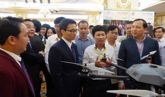 Điểm báo ngày 15.11.2017: Khởi nghiệp là điểm mới của Nhân tài đất Việt 2017 ảnh 1