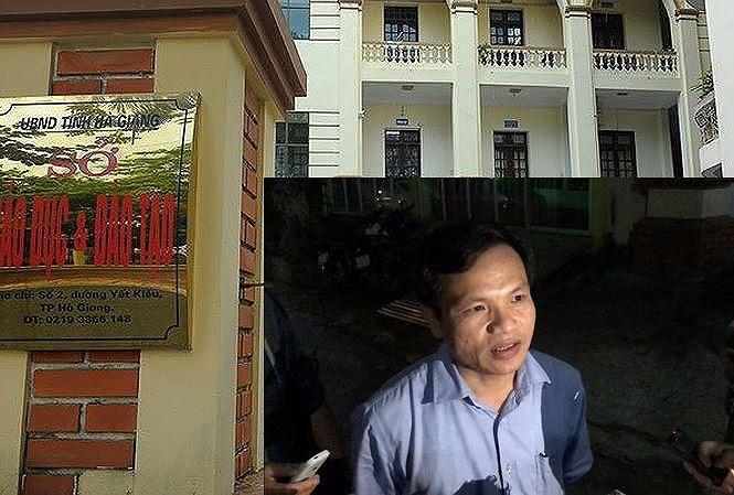 """Sai lệch kết quả thi tốt nghiệp THPT 2018 ở Hà Giang: Do """"một đối tượng"""" gây ra? ảnh 1"""