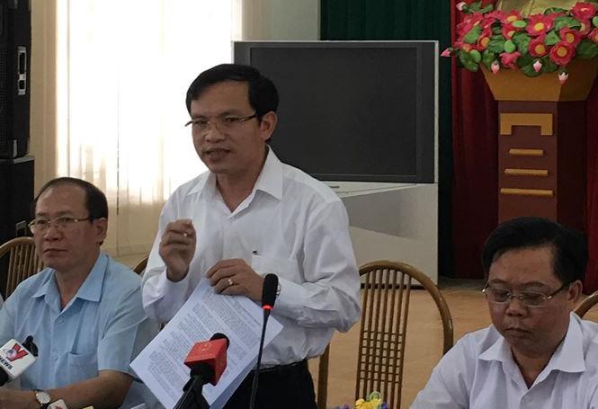 """Thanh tra thi tốt nghiệp THPT tại Sơn La: 5 cán bộ đã sửa điểm thi, nhưng sai phạm """"có khác với Hà Giang"""" ảnh 1"""