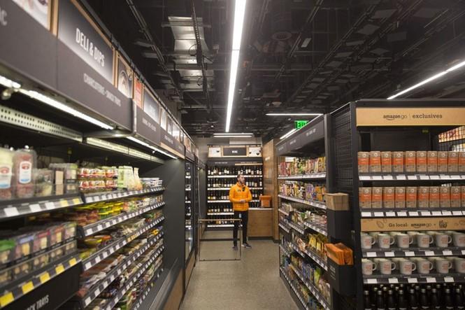 Hơn 270 siêu thị Israel sắp bỏ thu ngân nhờ công nghệ mới - ảnh 1
