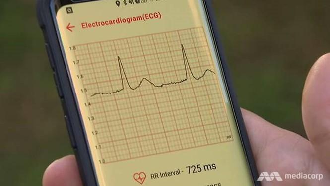 Singapore có áo thun thông minh đo được ECG của vận động viên - ảnh 3