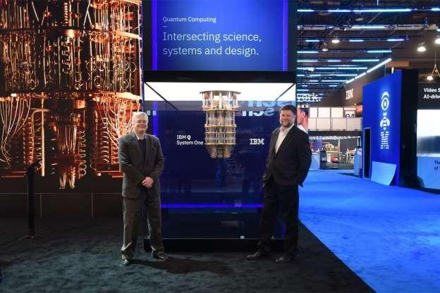 IBM trình làng tuyệt tác máy tính lượng tử thương mại đầu tiên - 2