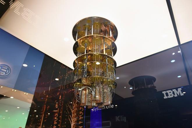 IBM trình làng tuyệt tác máy tính lượng tử thương mại đầu tiên - 4