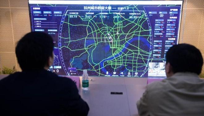 Nhiều thành phố dùng AI để giảm kẹt xe - ảnh 2