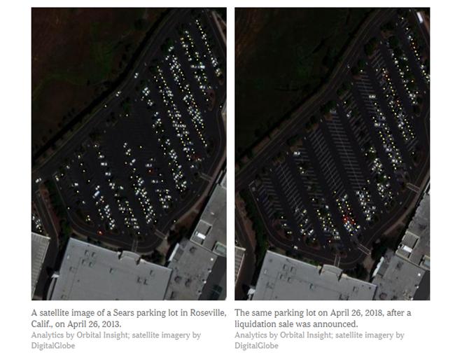 Dùng vệ tinh giám sát tình trạng kinh tế doanh nghiệp - ảnh 1