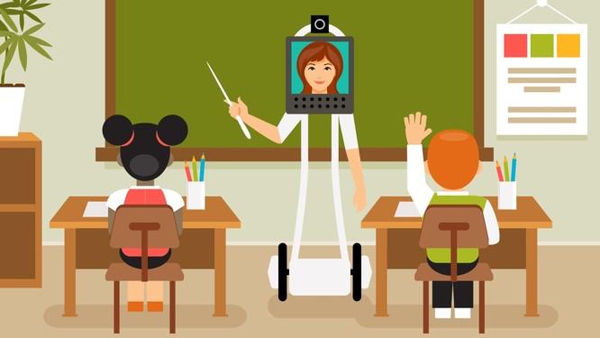 Trí tuệ nhân tạo thay thế khiến hàng loạt giáo viên thất nghiệp? - 3