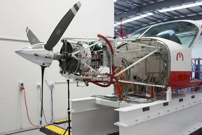 Sắp có hãng hàng không sử dụng máy bay điện - ảnh 1