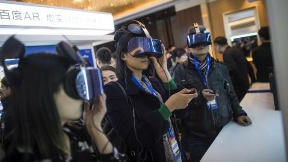 Thực tế ảo phát triển nhờ Trung Quốc 'tẩy chay' trò chơi điện tử - Ảnh 2.