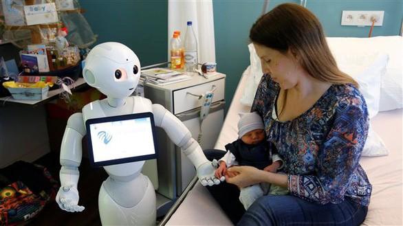 Đến lúc người nghèo mới đi gặp bác sĩ robot? - Ảnh 3.