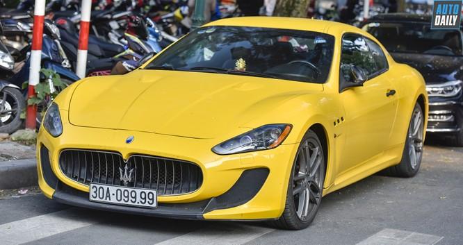 Loạt hàng hiếm xe sang Maserati biển đẹp tại Việt Nam