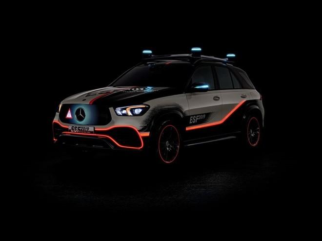 Xe hơi trong tương lai sẽ có… robot bảo vệ ảnh 2