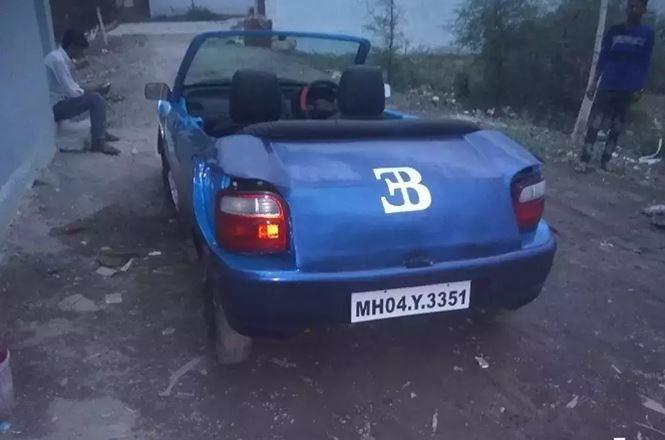 Bugatti Veyron nhái chỉ có giá 134 triệu đồng ở Ấn Độ - ảnh 3
