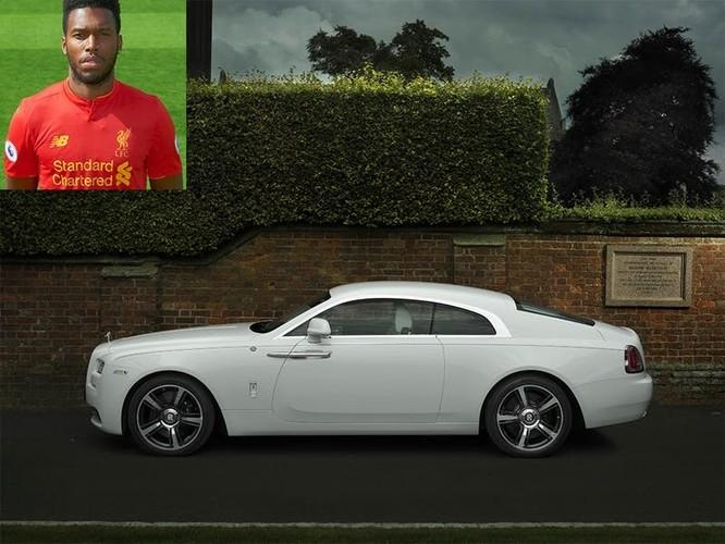 Dàn xe sang của các ngôi sao Liverpool Vô địch Cúp C1