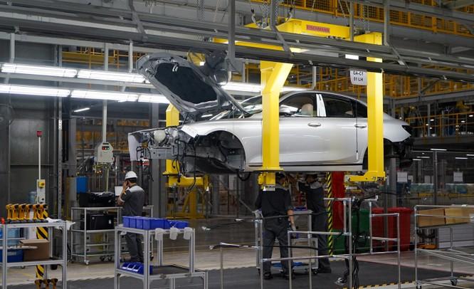 Xe SUV cỡ trung có thể rẻ hơn nhờ lắp ráp trong nước ảnh 2