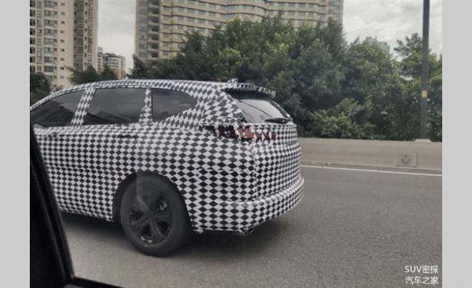 Honda CR-V mới rò rỉ ảnh chạy thử trên đường phố? ảnh 2
