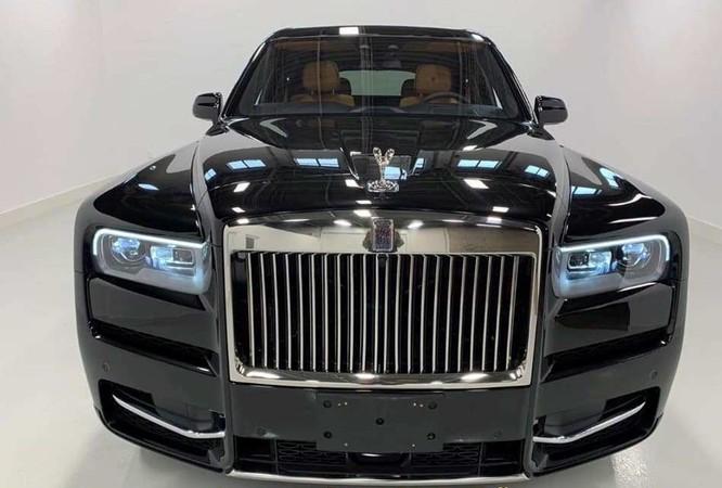 1 tháng 3 siêu xe Rolls-Royce Cullinan giá 45 tỷ về Hà Nội ảnh 3