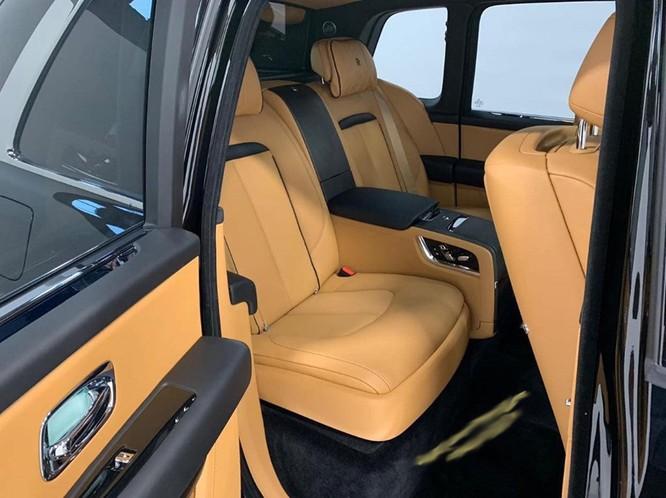 1 tháng 3 siêu xe Rolls-Royce Cullinan giá 45 tỷ về Hà Nội ảnh 4